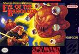 Advanced Dungeons & Dragons: Eye of the Beholder (Super Nintendo)